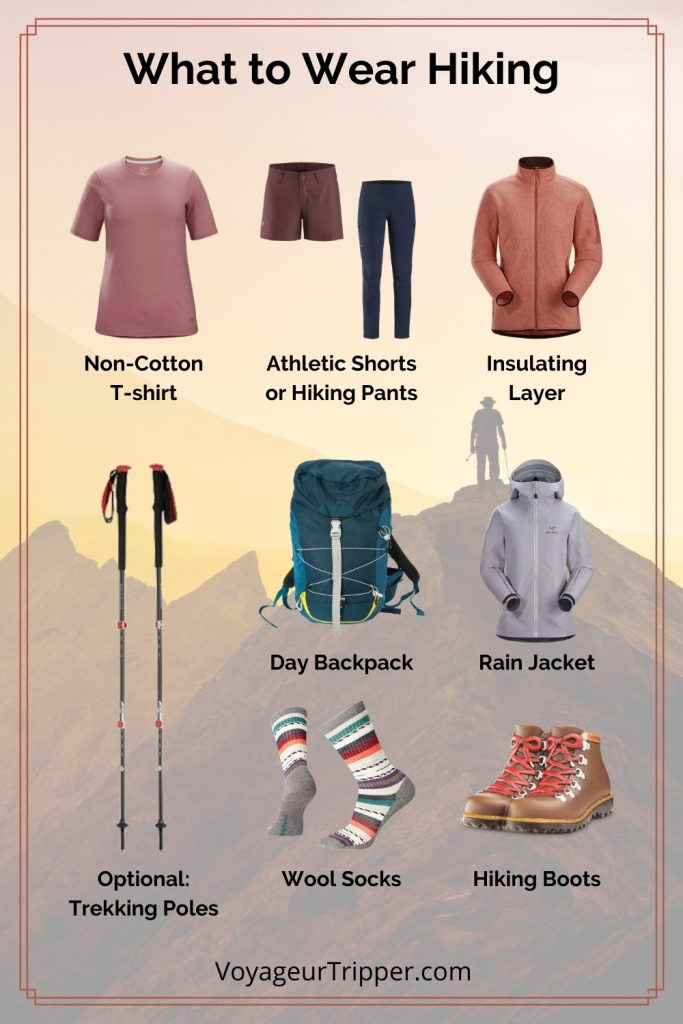 How To Wear Hiking Jacket