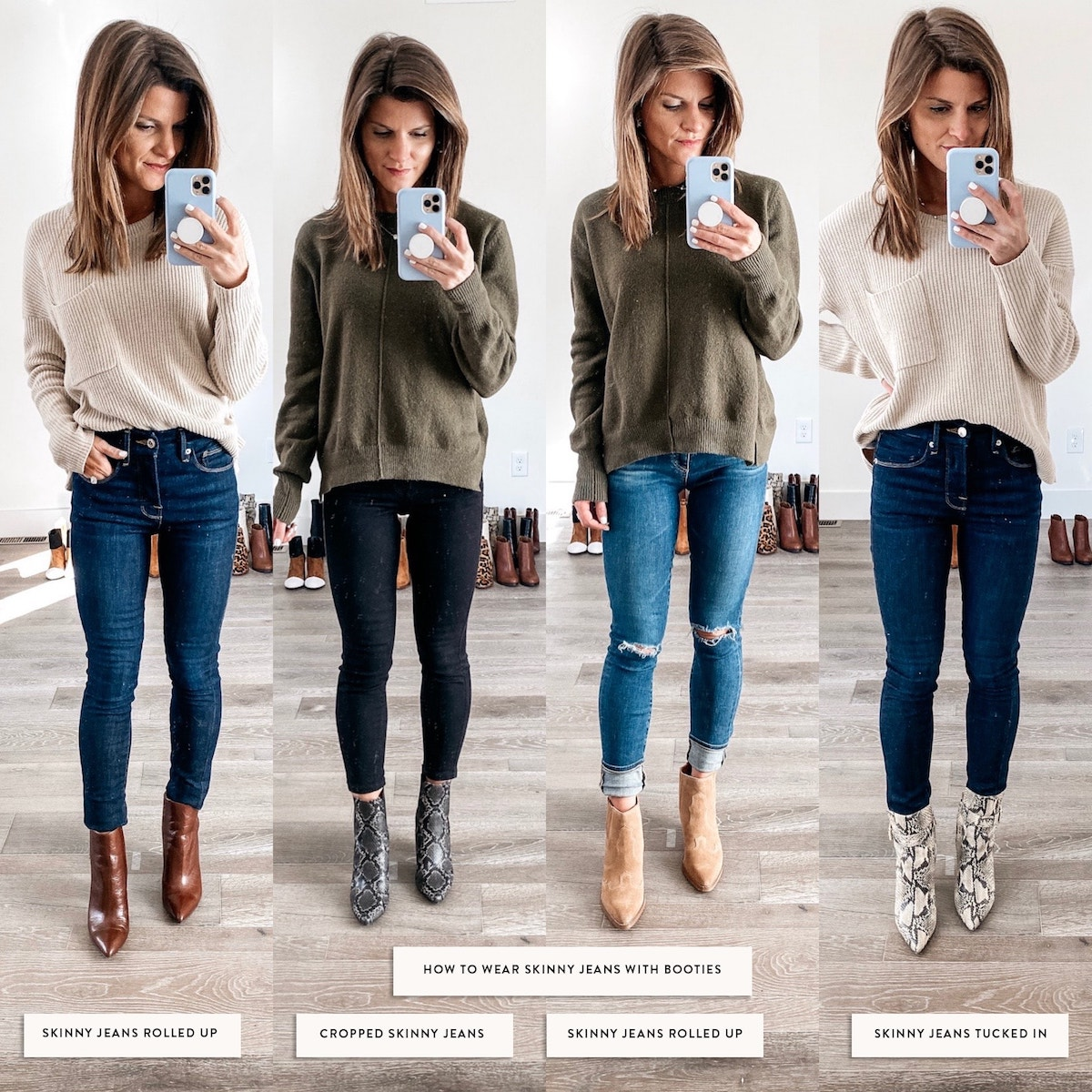 How To Wear Mini Boots