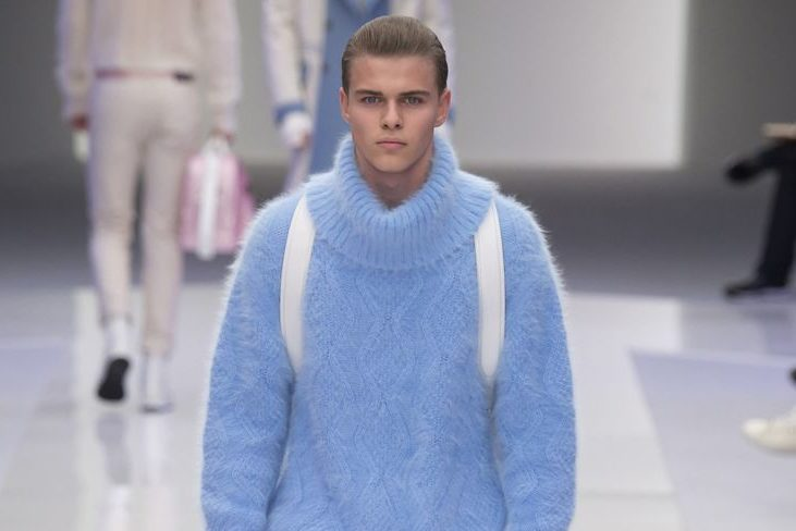 How To Wear Mohair Sweater