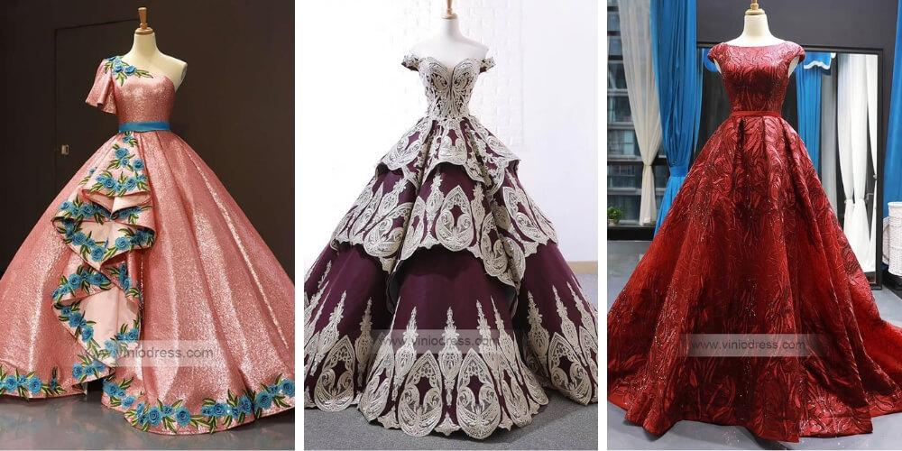 How To Wear Quinceanera Dress