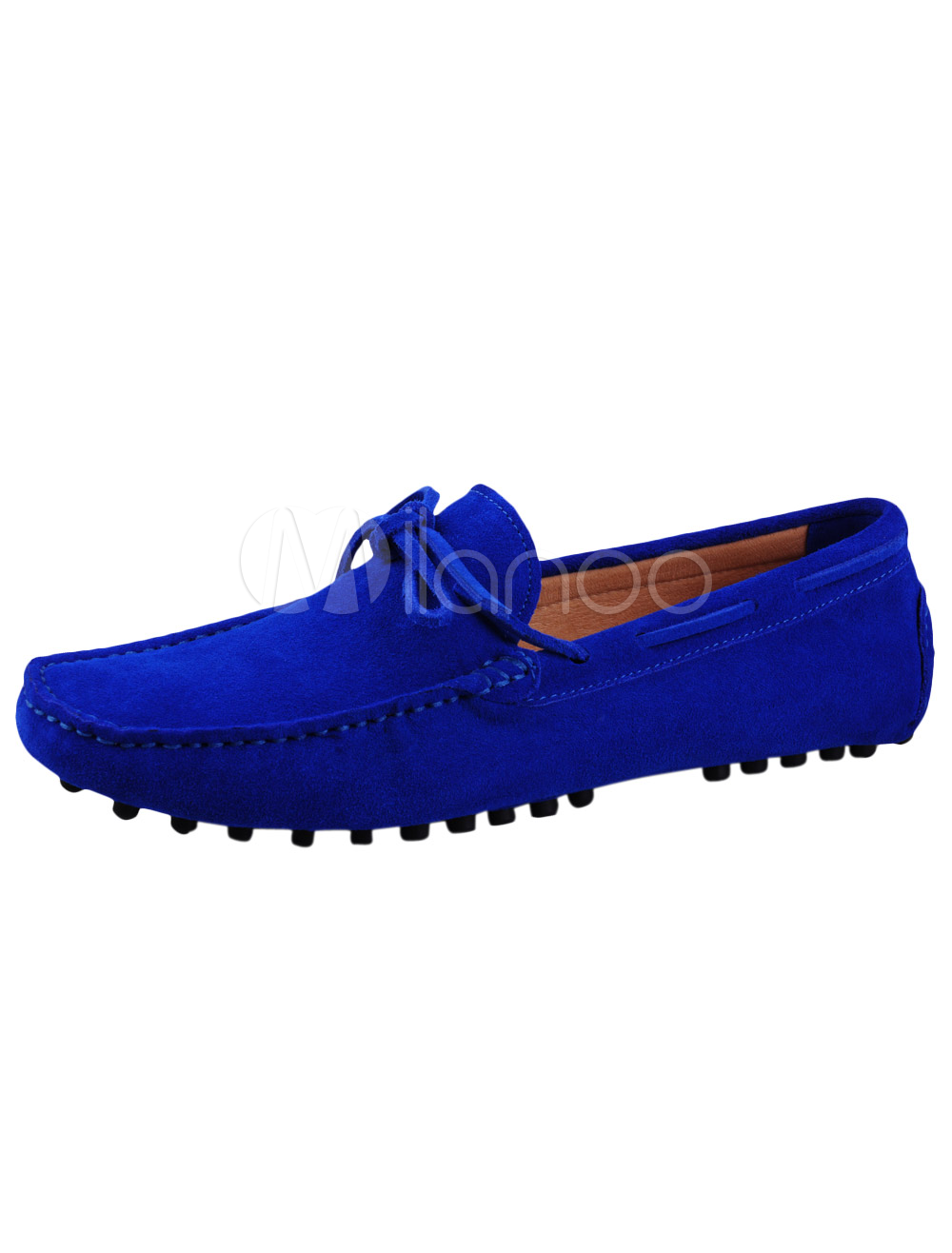 How To Wear Royal Blue Loafers