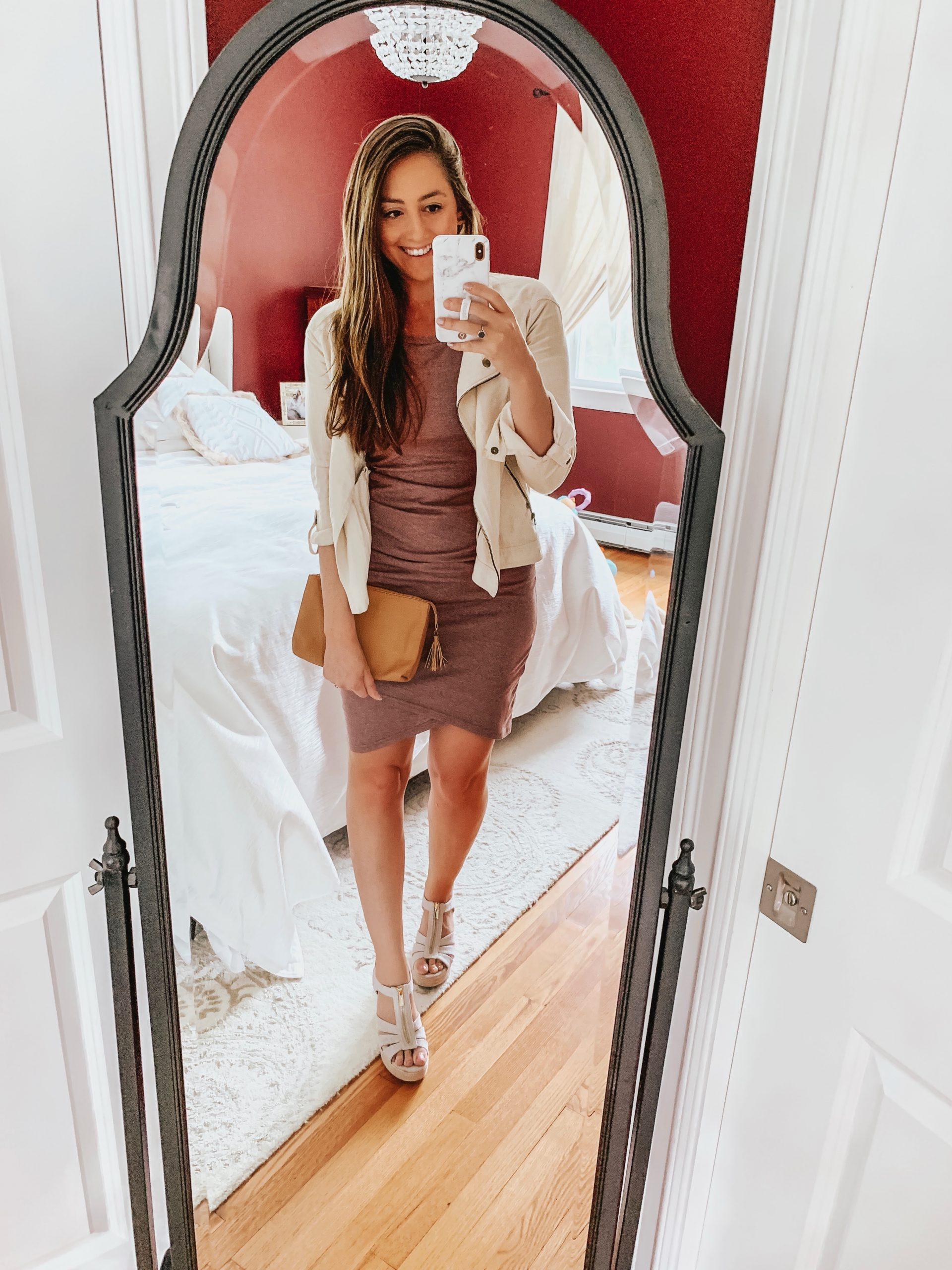 How To Wear Ruched Dress