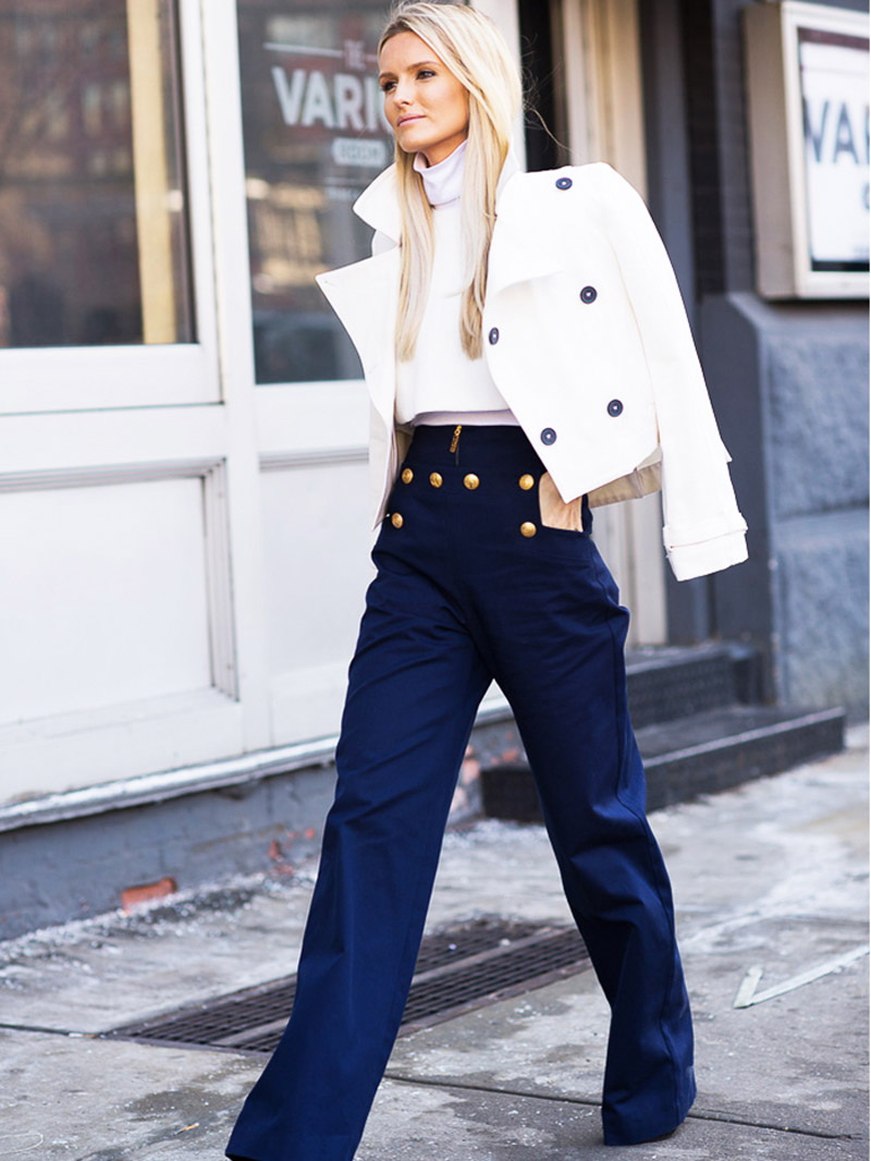 How To Wear Sailor Pants