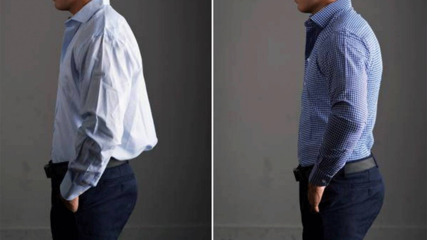 How To Wear Slim Fit Shirt