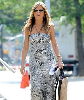 How To Wear Strapless Maxi Dress