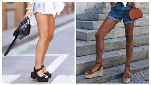 How To Wear Summer Sandals