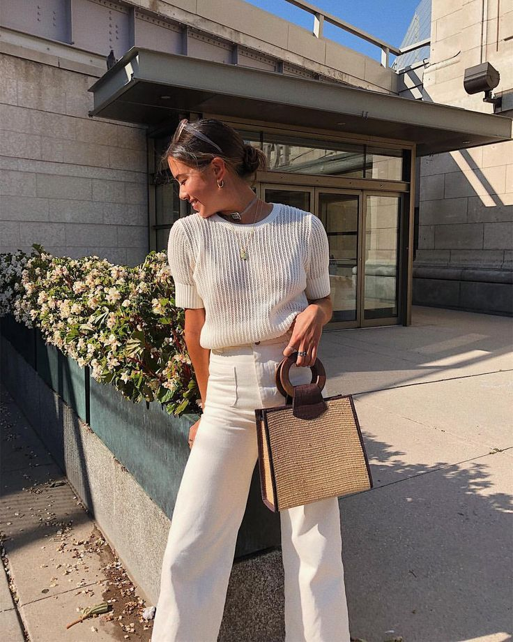 How To Wear White Mesh Top