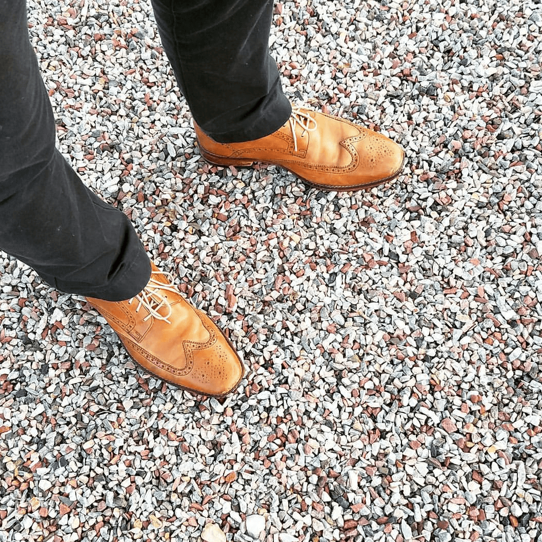 How To Wear Wingtip Oxfords