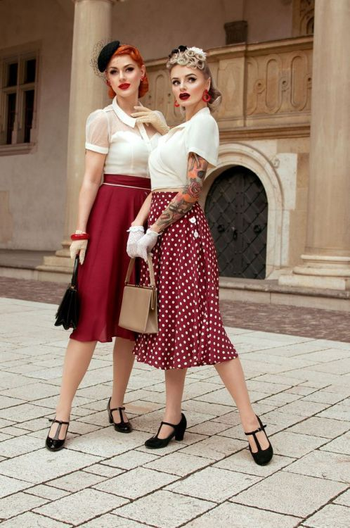 Pin Up Dress Outfit Ideas