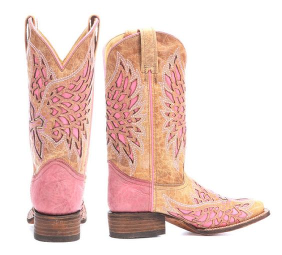 Pink Cowgirl Boots Style Guide