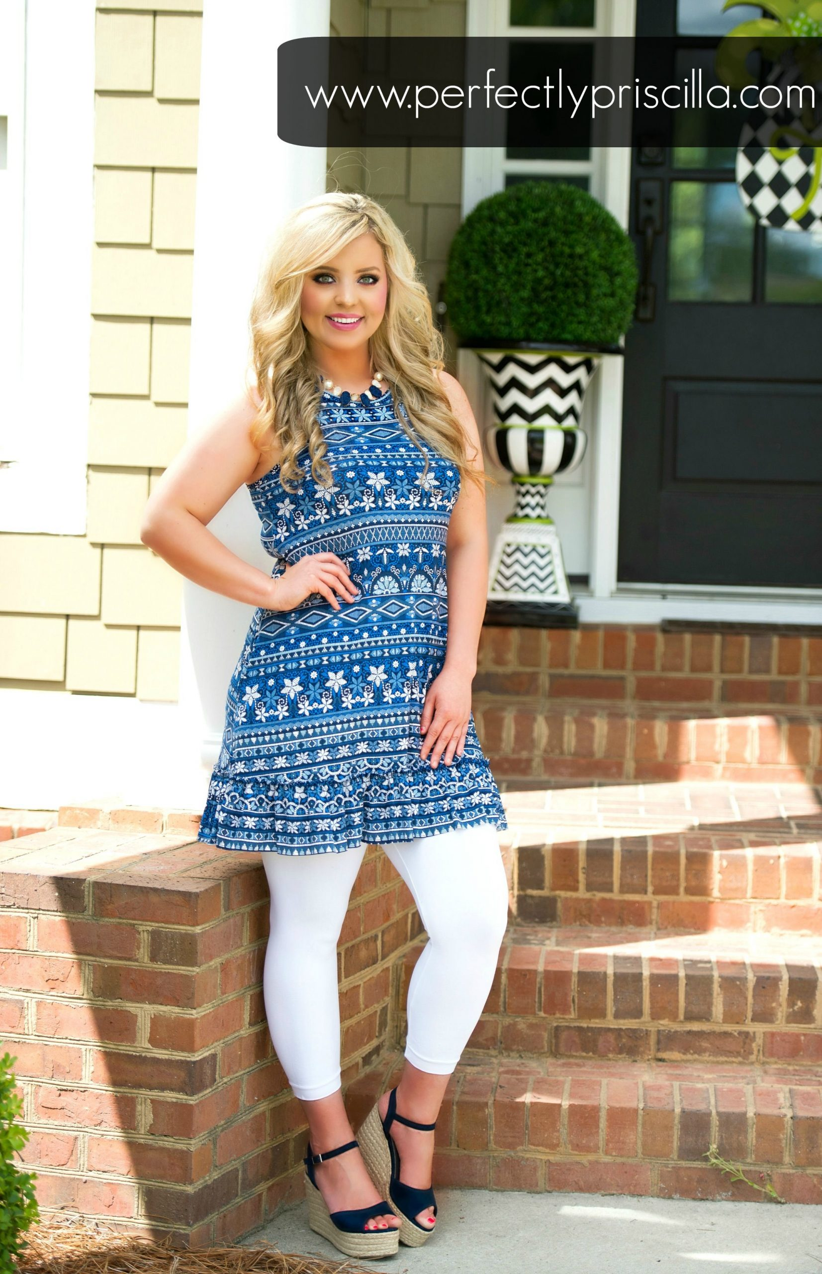 Summer Tunic Outfit Ideas
